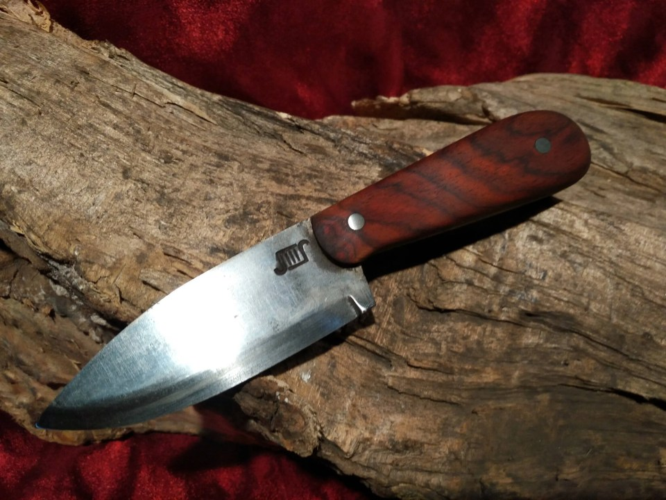 Handforged Knife: One-Off...