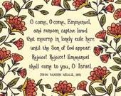 O Come, O Come Emmanuel -...
