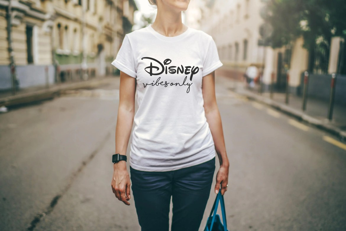Disney Vibes Only Shirt...