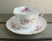 Shelley Dainty teacup and...