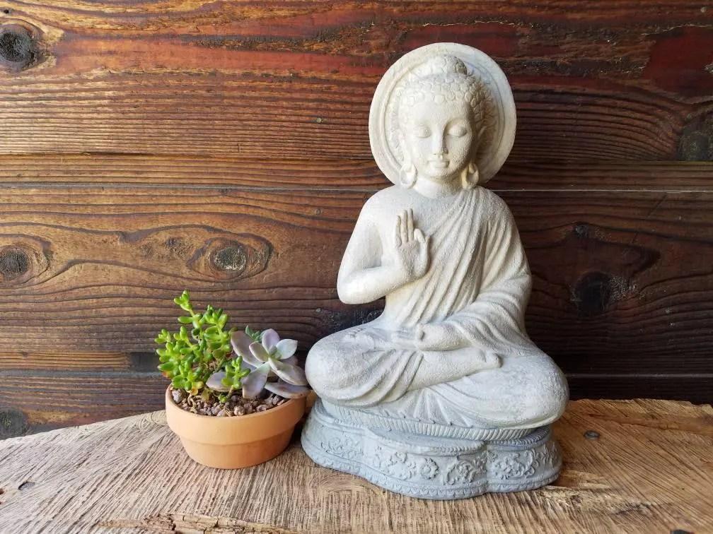 UNIQUE *Sitting Buddha St...