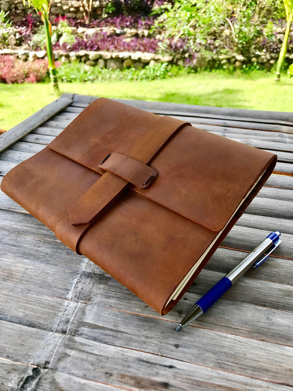 Refillable Journal Writing Journal Journals
