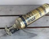 Pyrene fire extinguisher,...