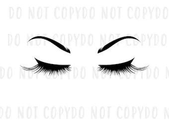 Eyelashes Etsy