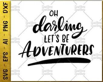 Download Darling svg | Etsy