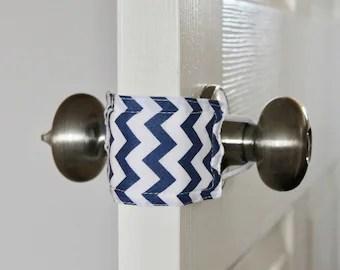 Diy Nursery Door Latch Cover