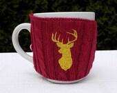 Christmas Coffee Sleeve, ...