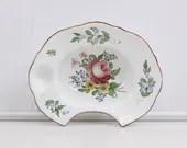 Antique shaving bowl, Fre...