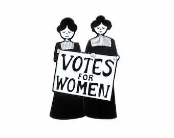 Suffrage Etsy