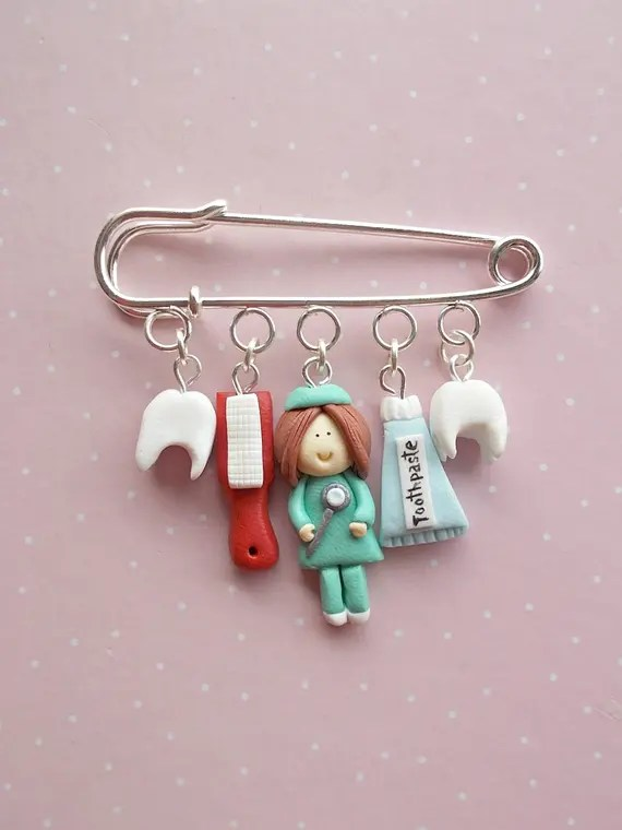 Cute Teeth Charm