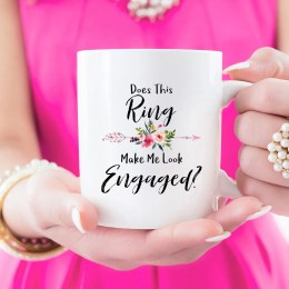 Ring...Engaged? Mug - Etsy