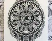 SALE! Decorative Mandala ...