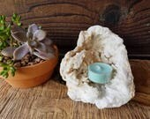 White Moroccan Crystal Qu...