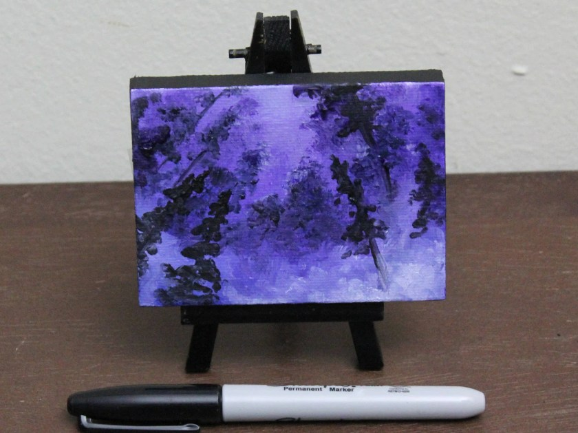 Original Mini Painting - ...