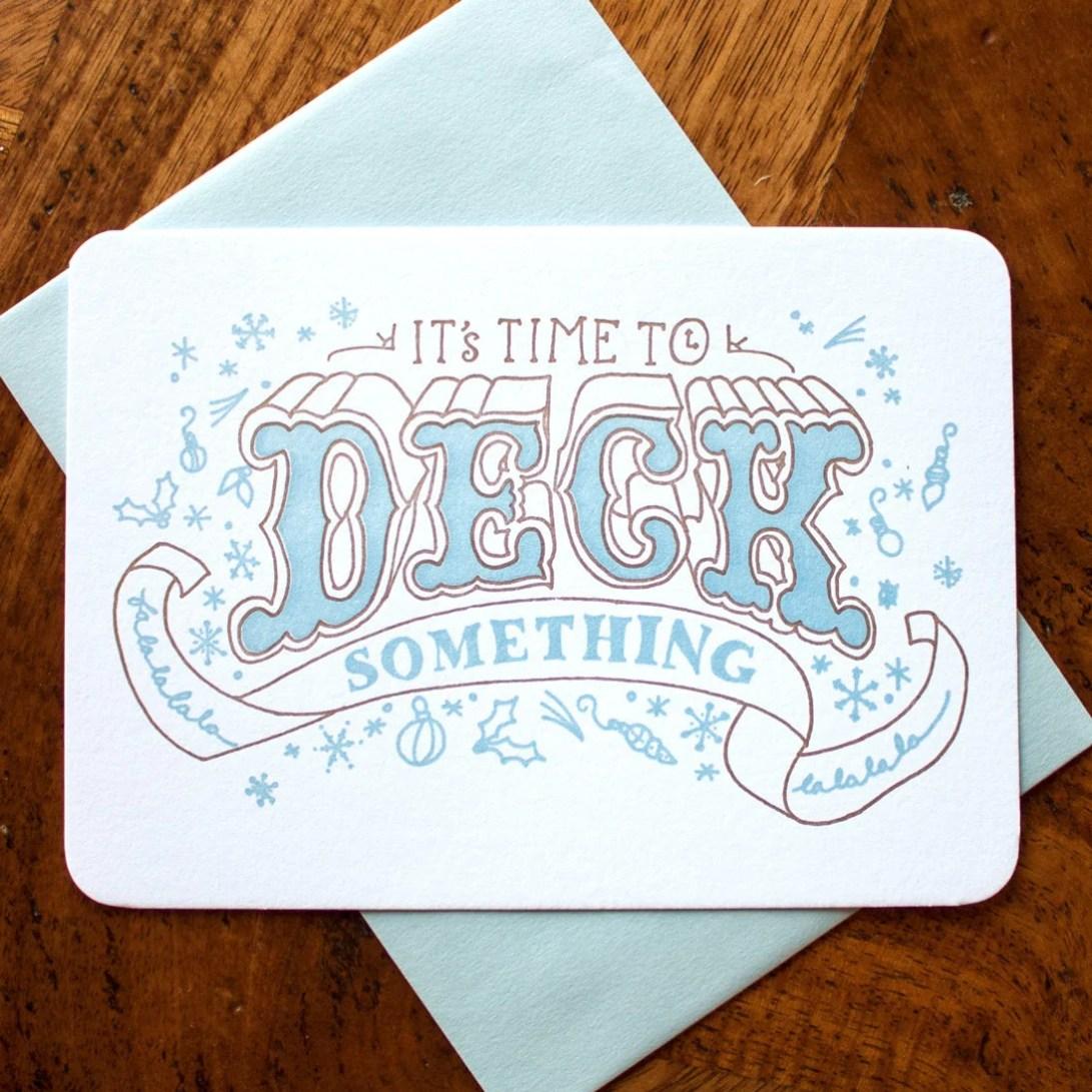 Deck Something  - Card...