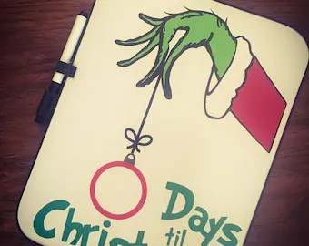 Grinch Decor Etsy