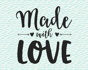Download Heart made with love   Etsy