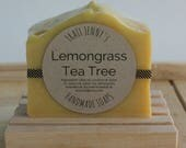 Lemongrass Tea Tree Handm...