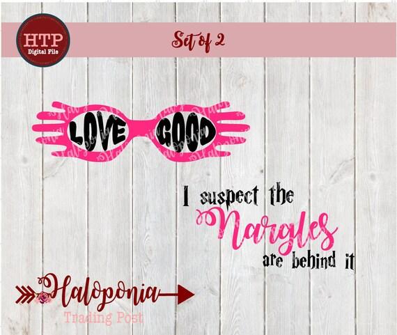 Download Luna Love Good SVG File Set of 2 Harry Potter