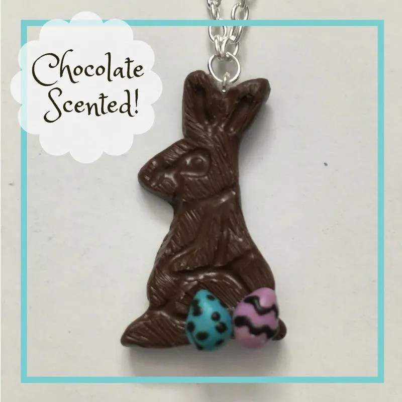 Chocolate Scented Polymer...