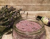 Lavender Bath Salts, Gift...