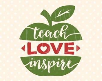 Download Love inspire svg | Etsy