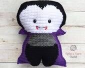 Vampire Amigurumi Crochet...