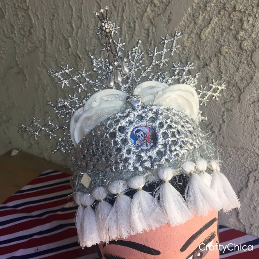Day of the Dead Crown - M...