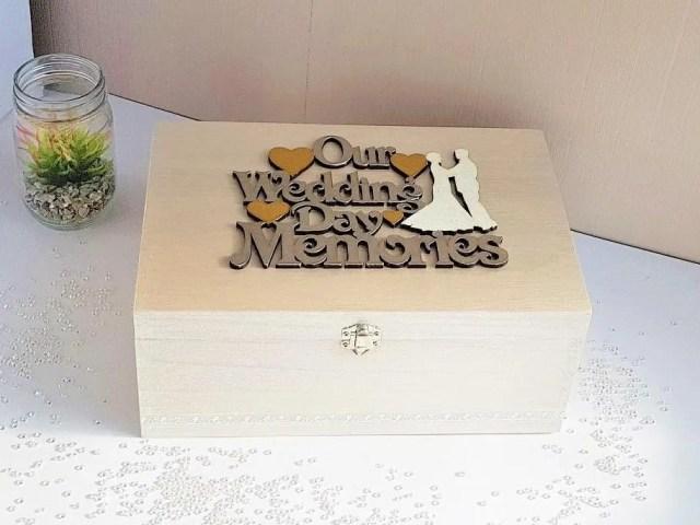 Wedding Day Box, Wedding ...
