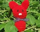 Amigurumi: Samuel the Bunny, Crocheted Bunny