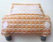 Orla Kiely Fabric Car Cushion / Pillow