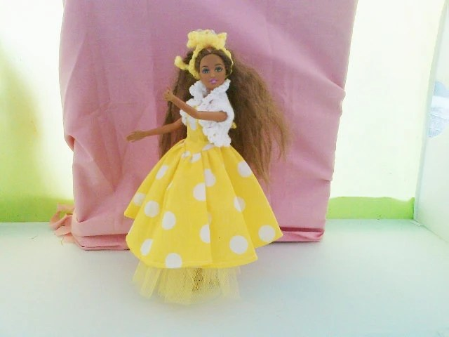 New Handmade SUMMER DRESS style clothes for Barbie Doll Designed and made by nannycheryl   886 x 83
