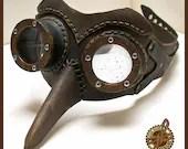 Skeeter Air Pirate Mechanic steampunk costume prop goggles
