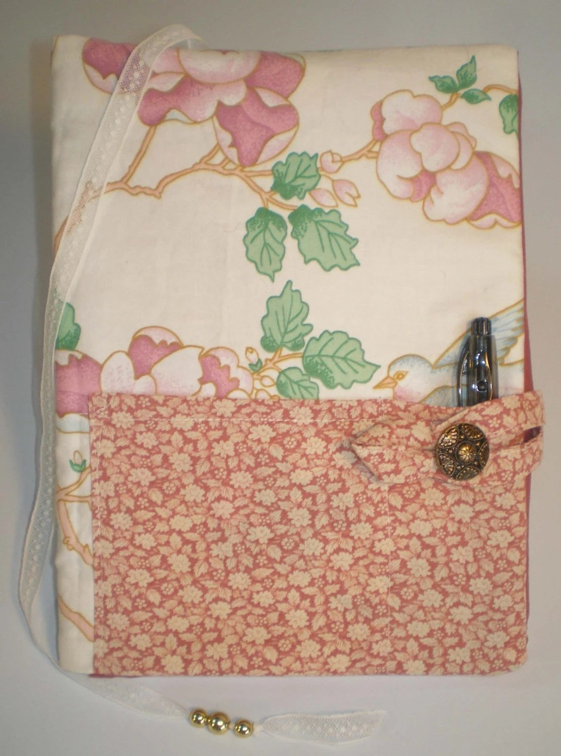 Journal Floral Chintz