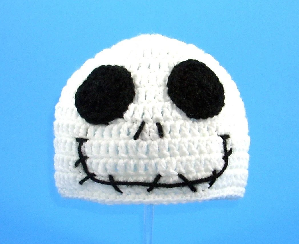 To round out that perfect Nightmare Before Christmas costume from CutieHats