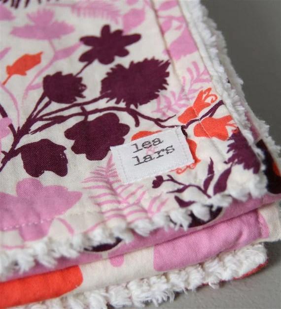 Patchwork Blanket - Sugar Pop (4) by leaandlars on etsy