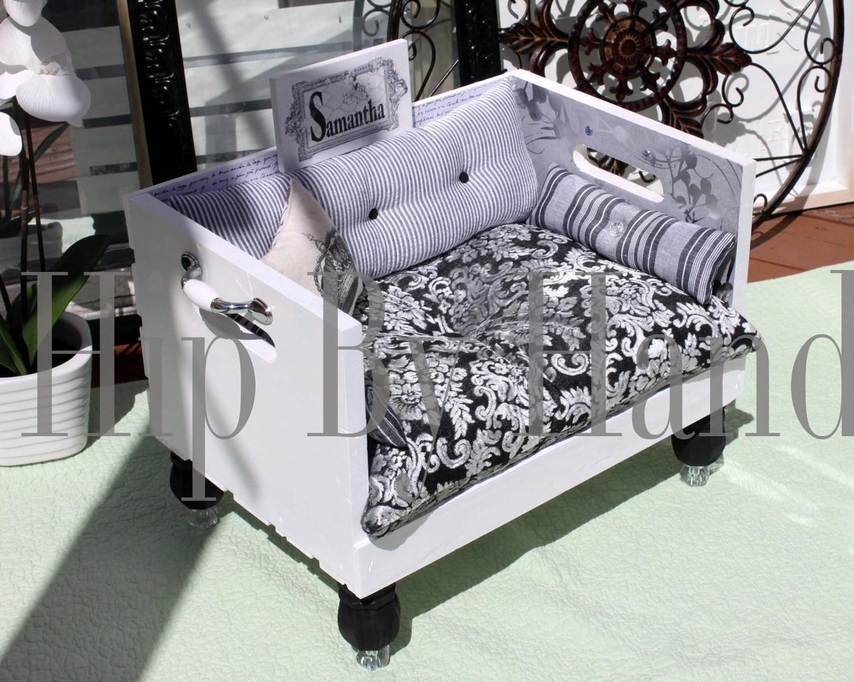 кровать собаки, кошки кровать, Luxury Pet Lounger