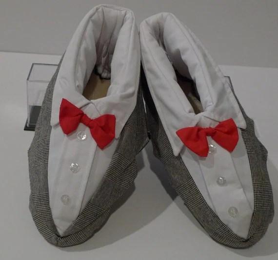 Pee Wee Herman House Slippers