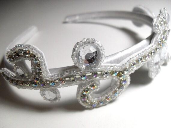 Bridal Headband - $19.95