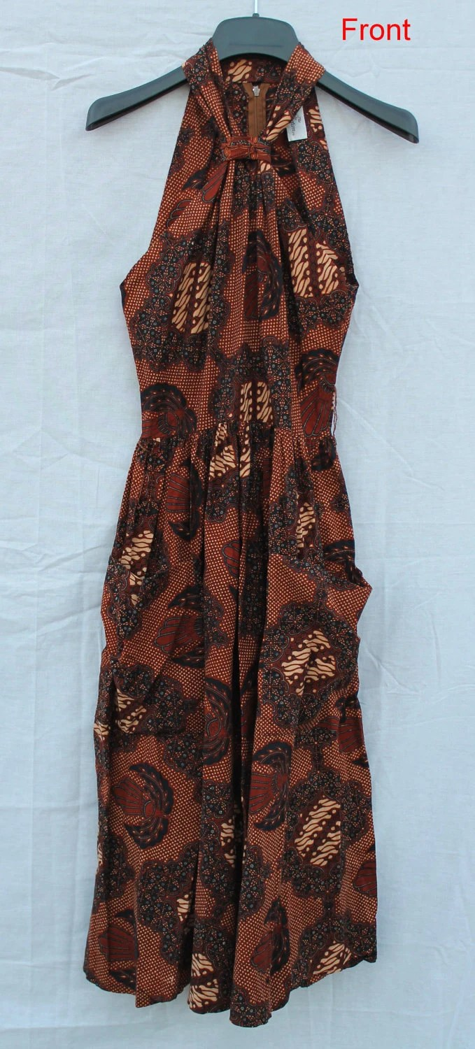 Vintage Dress - Hawaiian Hautie