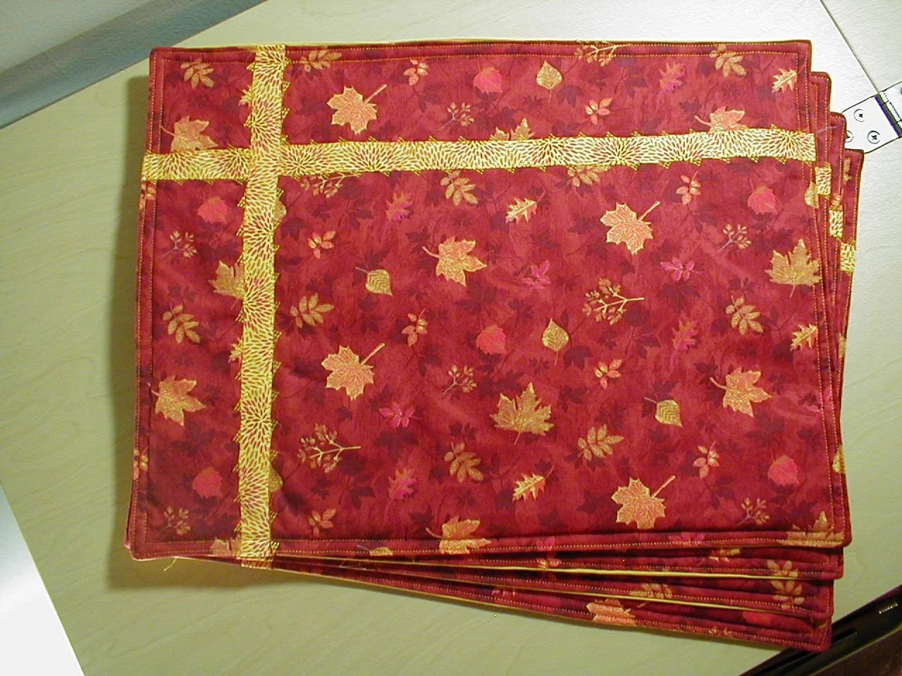 Autumn Placemats (Set of 4)