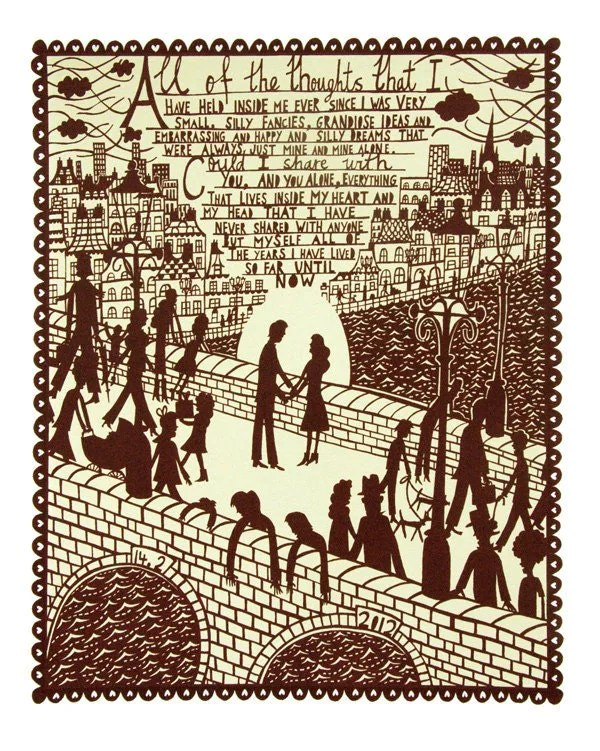 All Of The Thoughts - Rob Ryan