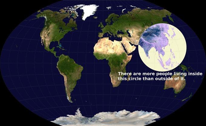 40 карт, которые помогут вам получше разобраться в этом мире