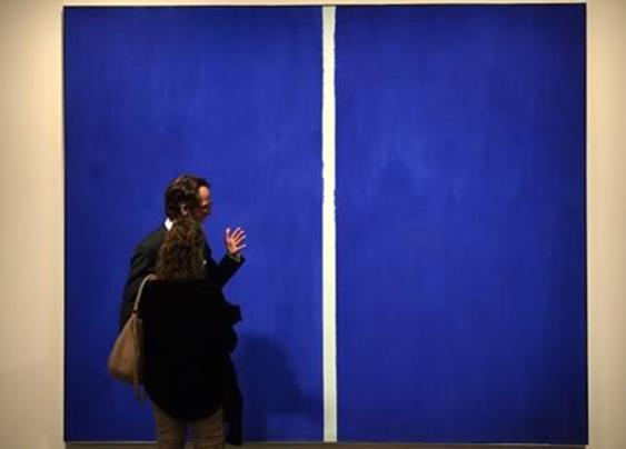 «Современное искусство— дерьмо художника»