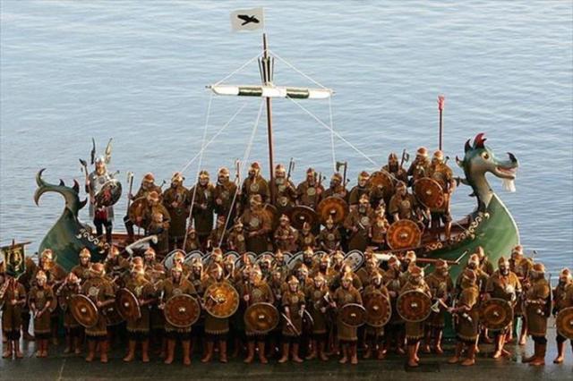 10 лучших воинов в истории человечества