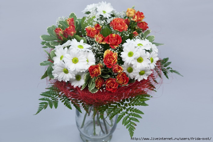 Каллы, как собрать простые букеты из живых цветов для начинающих