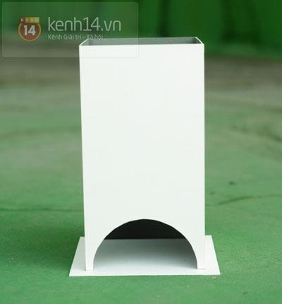 Из картона. Домик для чайных пакетиков. Мастер-класс (3) (400x430, 62Kb)