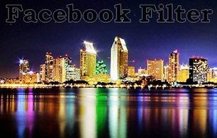 Фильтр слов для Facebook