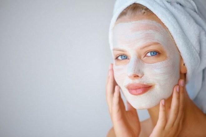 Домашние маски из крахмала для лица