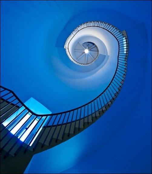 45 спиральных лестниц 34